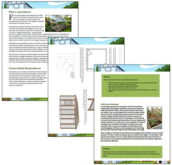 example-pages Build Your Own Greenhouse on This Weekend