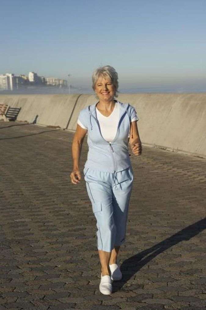 exercise How to Lose Weight at Age +40