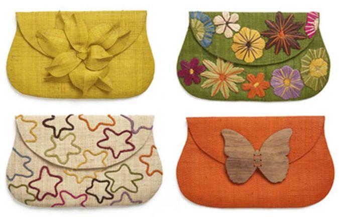 fabric-clutch-purse2 23 Most Creative Handmade Gift Ideas