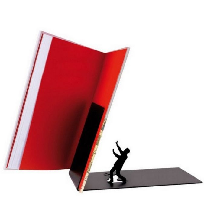 falling-bookend 20 Most Unique and Uncommon Gift Ideas for Everyone