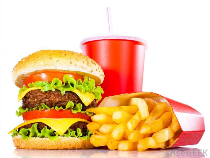 fast-food How to Lose Arm Fat