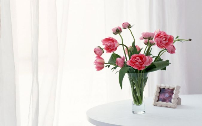 flowers-at-home-63 How to Decorate Your Home Using Flowers