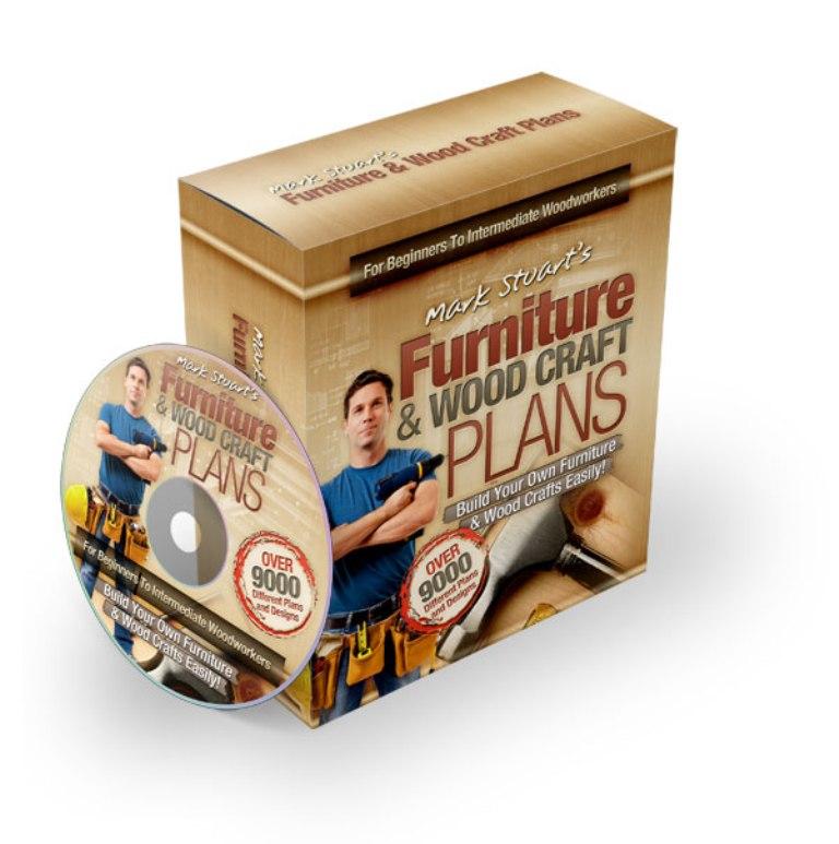 furniture-craft-plans-box-cd 9000 Inspiring Furniture and Craft Plans