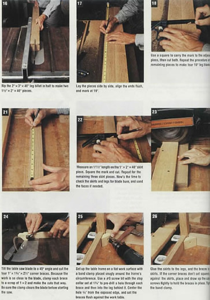 furniture-plans-step-by-step 9000 Inspiring Furniture and Craft Plans