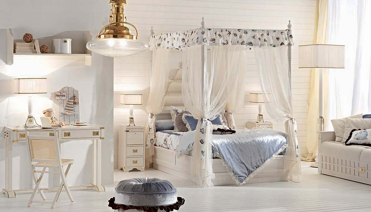 girls-bedroom-decor Girls' Bedroom Decoration Ideas and Tips