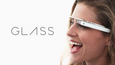 Photo of Google glasses capture images with winking