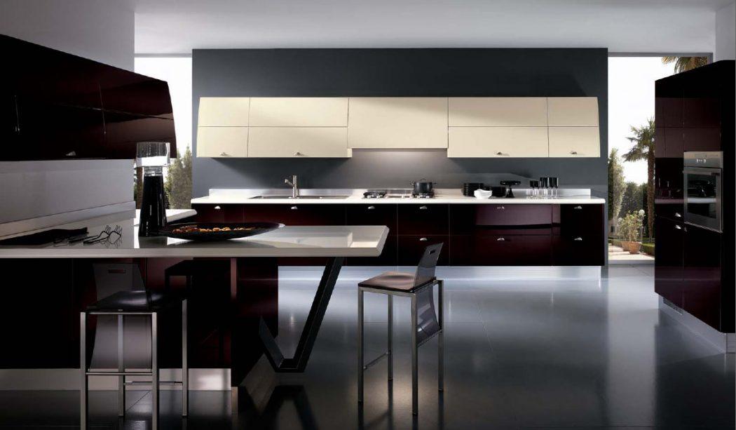 great-design-elegant-italian-kitchen Breathtaking And Stunning Italian Kitchen Designs