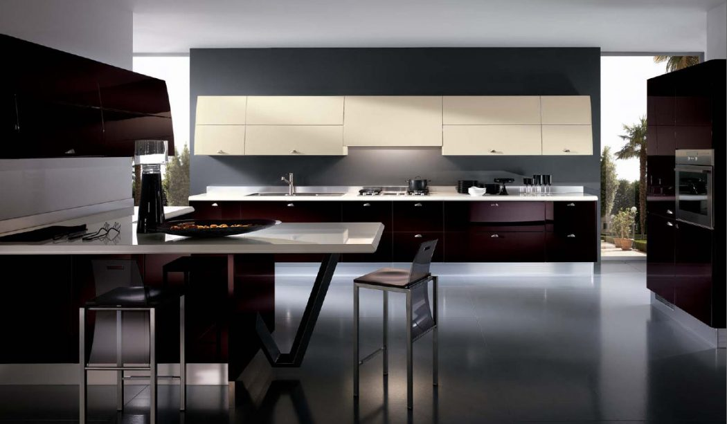 Great Design Elegant Italian Kitchen Breathtaking And Stunning Designs