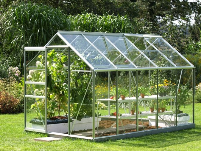greenhouse-venus-with-glass Build Your Own Greenhouse on This Weekend