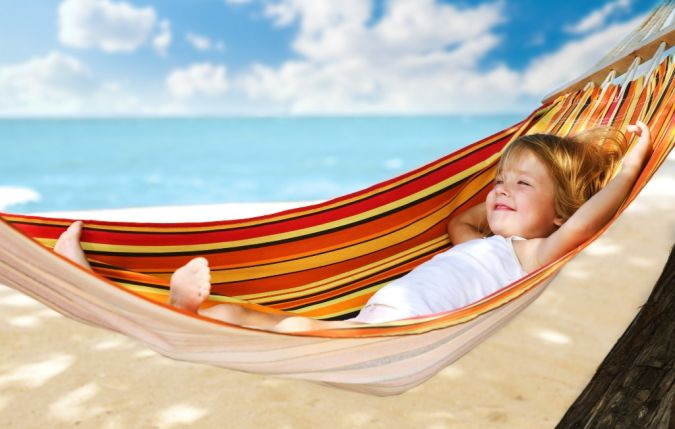 hammock-girl-relax-kid How to Lose Weight After Surgery
