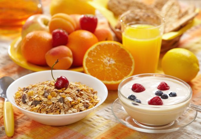healthy-breakfast How to Lose Weight for Your Wedding