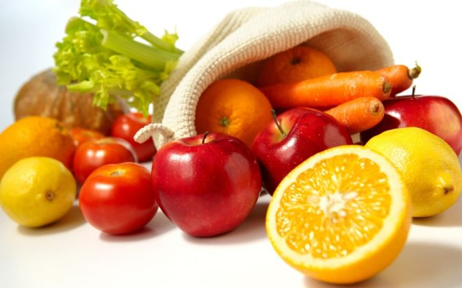 healthy-food How to Lose Pregnancy Weight