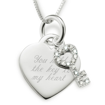 heart-necklace How To Use Silver Accessories In Different Occasions ?