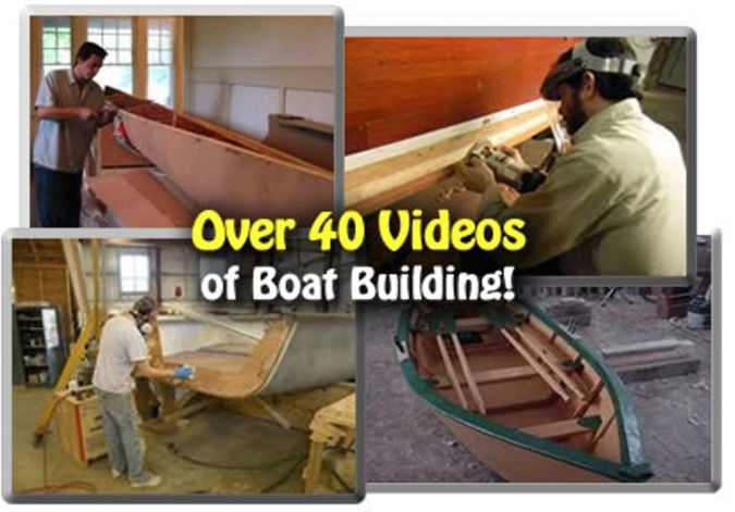 Step by step boat plans for building your own boat for Build your own house step by step