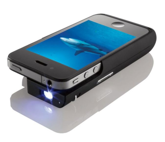 iPhone-Pocket-Projector-Case 20 Most Unique and Uncommon Gift Ideas for Everyone