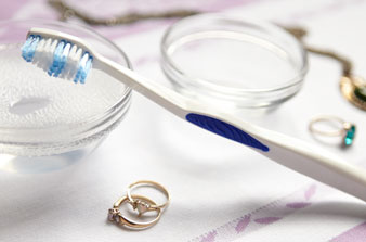 jewelry-cleaning-medium How To Take Care Of Your Jewelry ( Gold And Diamond ) At Home