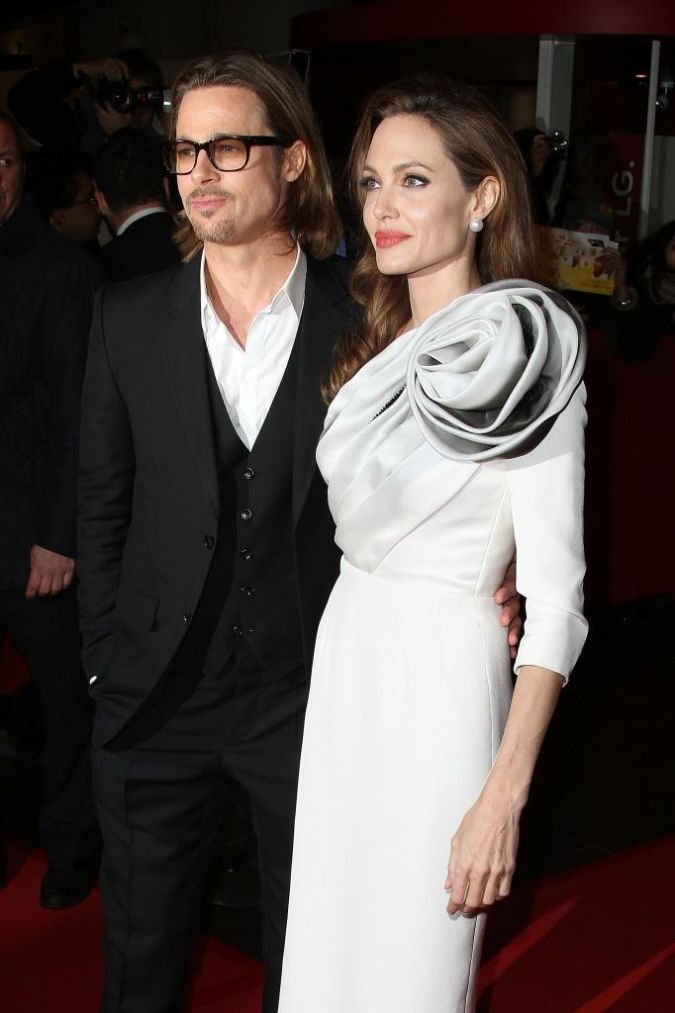 jolie-pitt The Secret of Angelina Jolie's Double Mastectomy Is Now Revealed