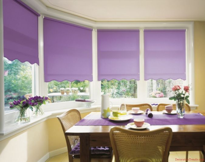 kitchen-2013-curtain-models-decoration-3 20+ Awesome Images for the Latest Models of Curtains