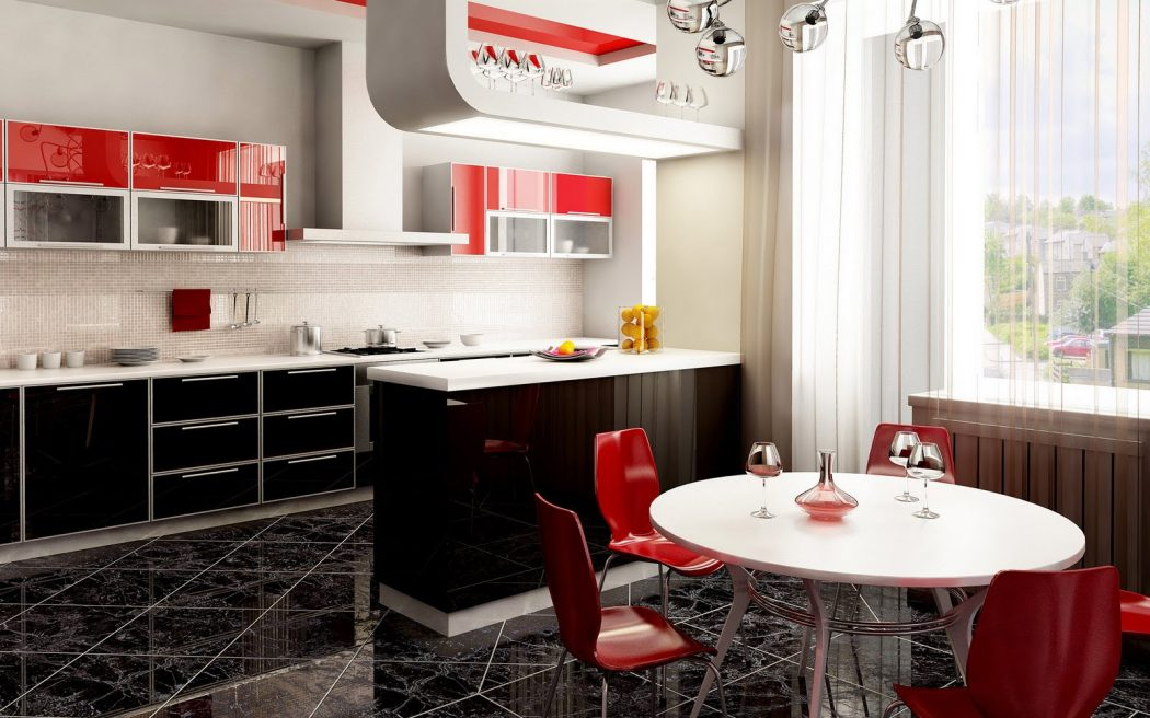 kitchen_and_dining_room Breathtaking And Stunning Italian Kitchen Designs