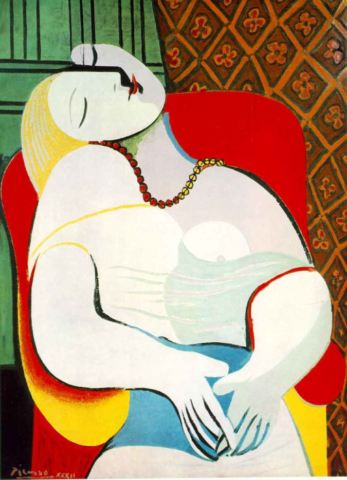 la-reve TOP 10 Most Expensive Paintings in The World