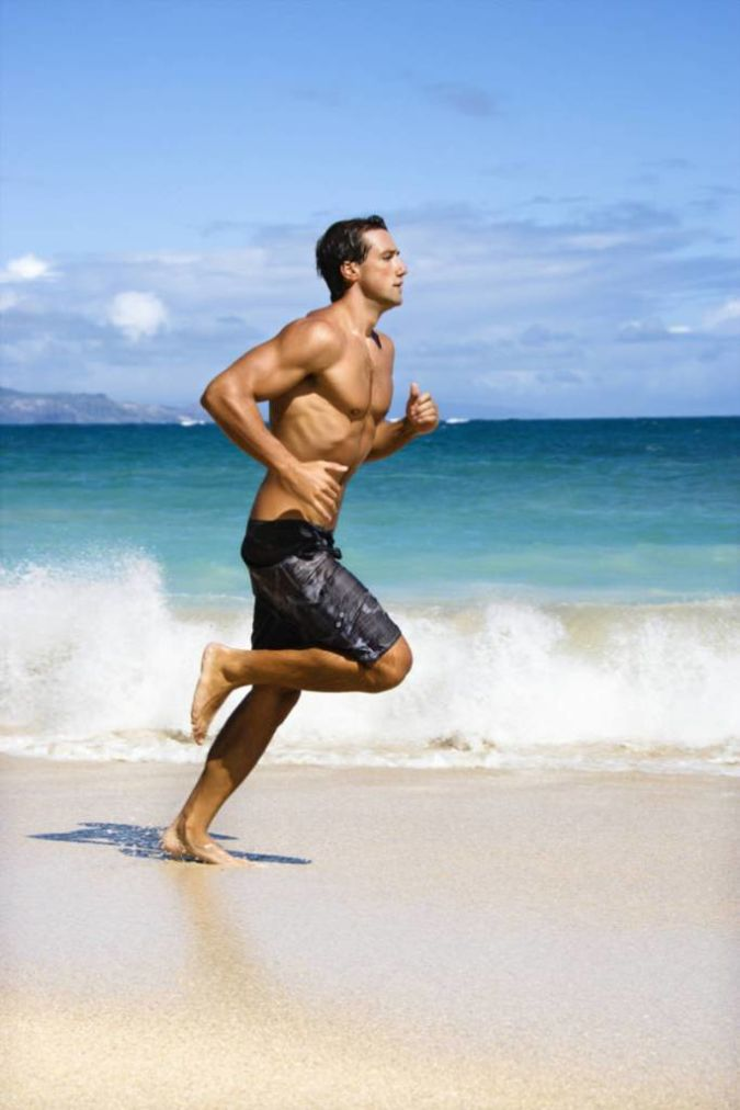 man-running How to Lose Weight After Surgery