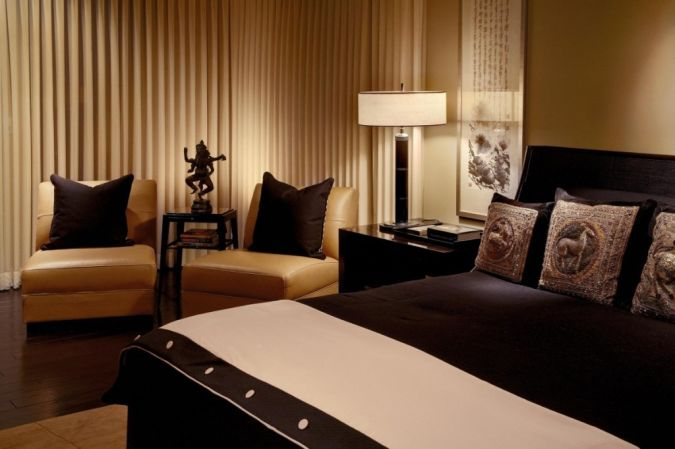 master-bedroom-sitting-area 20+ Awesome Images for the Latest Models of Curtains