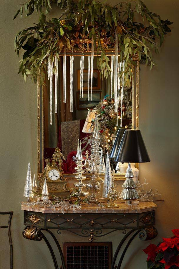 mirror Stunning And Contemporary Victorian Decorating Ideas