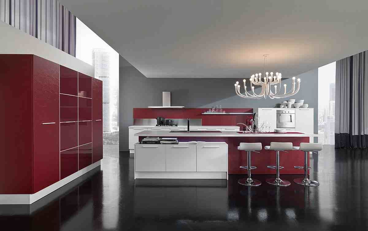 modern-kitchen-cabinets Awesome German Kitchen Designs
