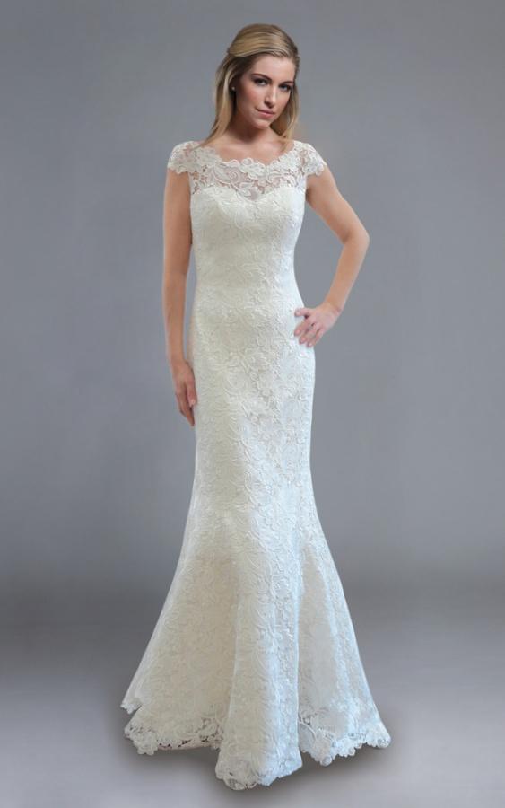 modern-trousseau-nila 70 Breathtaking Wedding Dresses to Look like a real princess