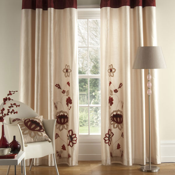 Awesome Images for the Latest Models of Curtains 2013