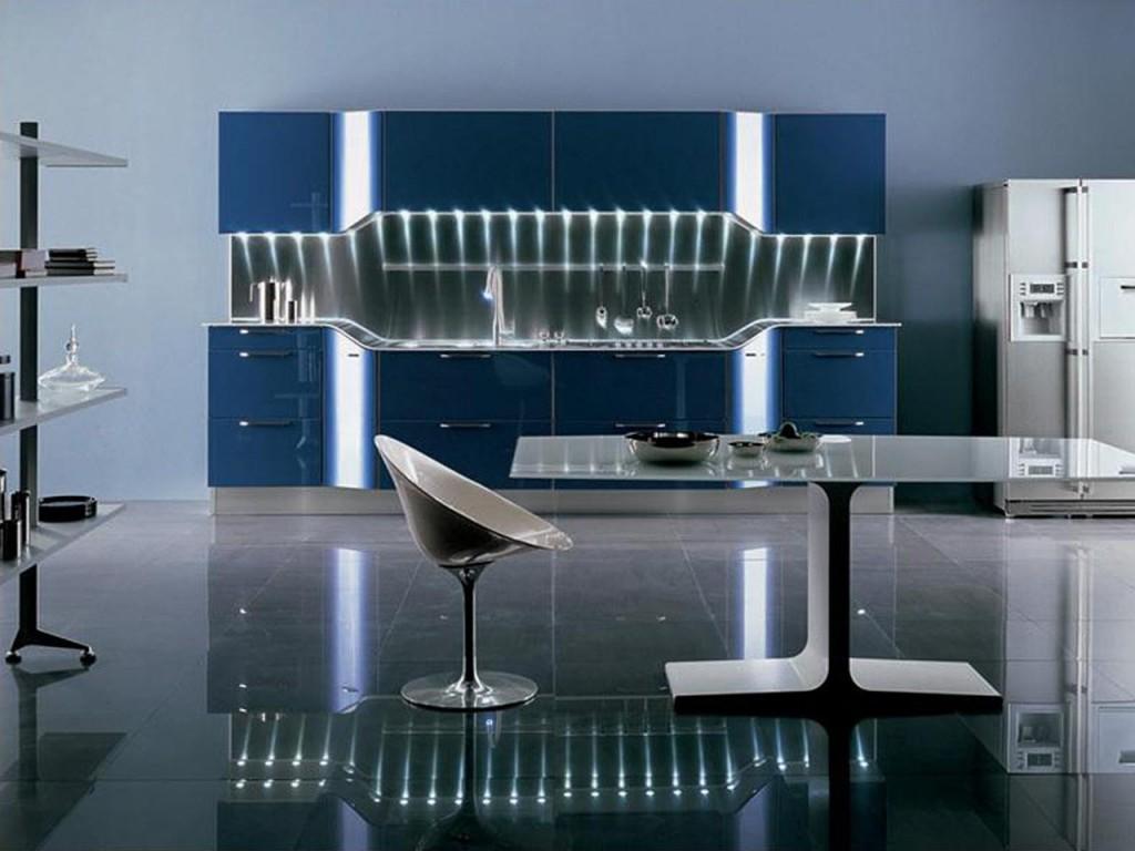 modern_venus_kitchen_design_from_snaidero Breathtaking And Stunning Italian Kitchen Designs