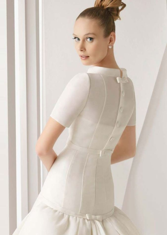 modest-bride-wedding-top-big-covered-buttons-dainty-bow__full How to Lose Weight for Your Wedding