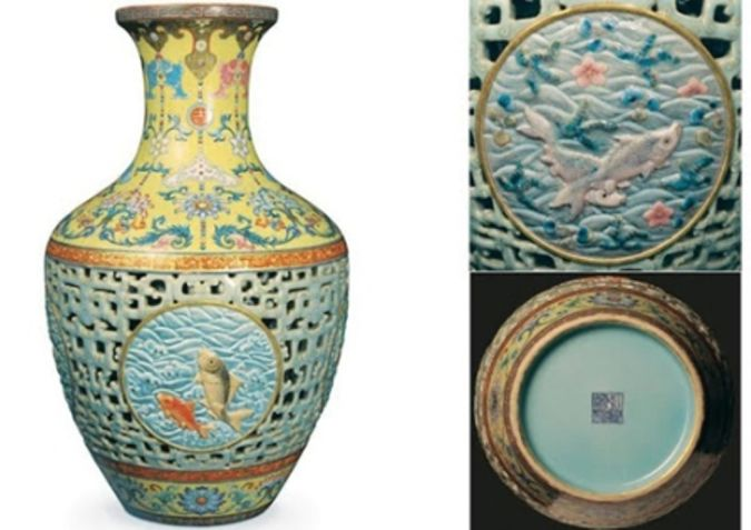 mostexpensiveantique-pinnerqingdynastyvase 10 Most Expensive Antiques Ever Sold