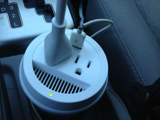 multiple-plugs Awesome Gadget Charger for the Car