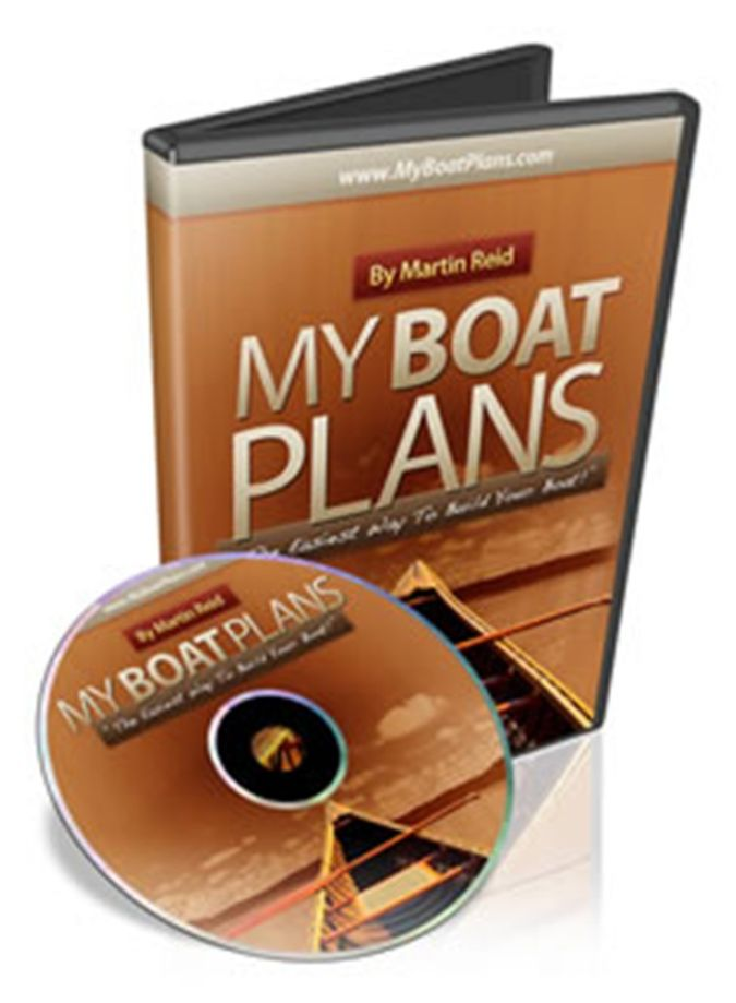 my-boat-plans Step-By-Step Boat Plans for Building Your Own Boat