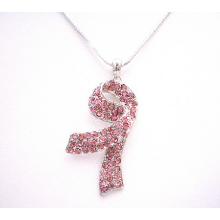 n890 Demonstrate Your Devotion For Breast Cancer And Wear Its Jewelry