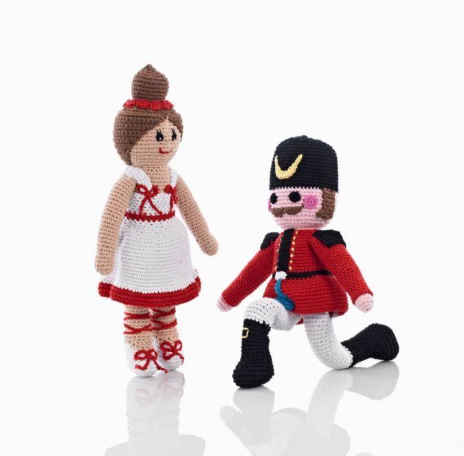 nutcracker-and-ballerina 23 Most Creative Handmade Gift Ideas