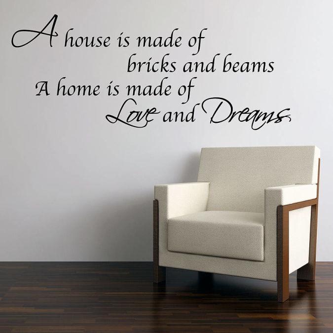 original_love-and-dreams-home-wall-sticker Amazing and Catchy Wall Stickers for Home Decoration