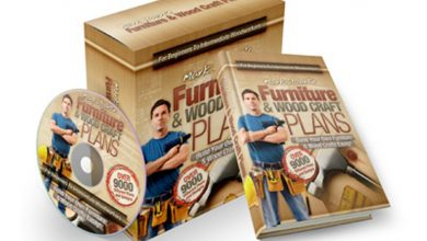 Photo of 9000 Inspiring Furniture and Craft Plans