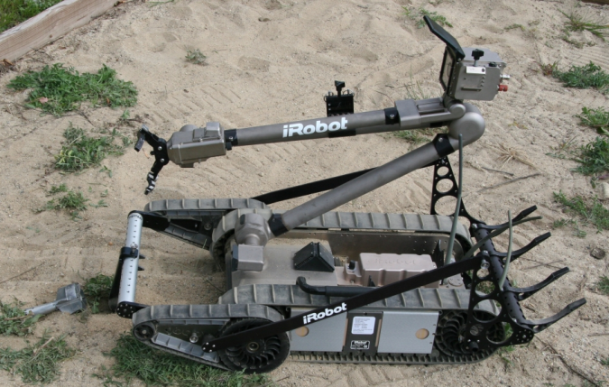 packbot Which Robots Do We Use in Military Applications?