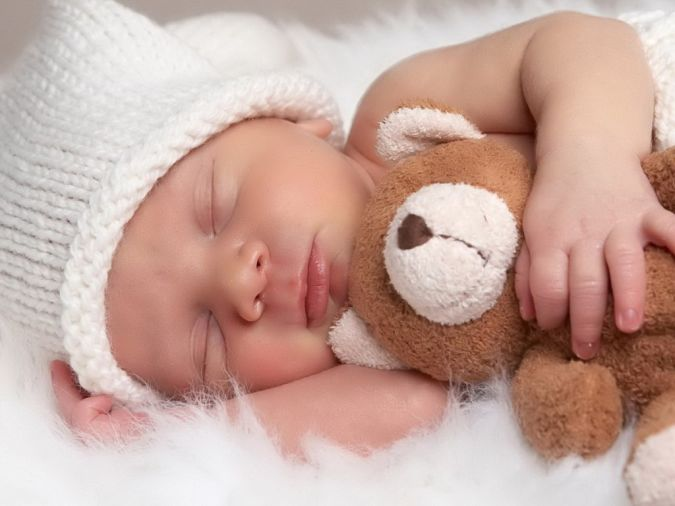 people-children-sleeping-baby How to Lose Pregnancy Weight