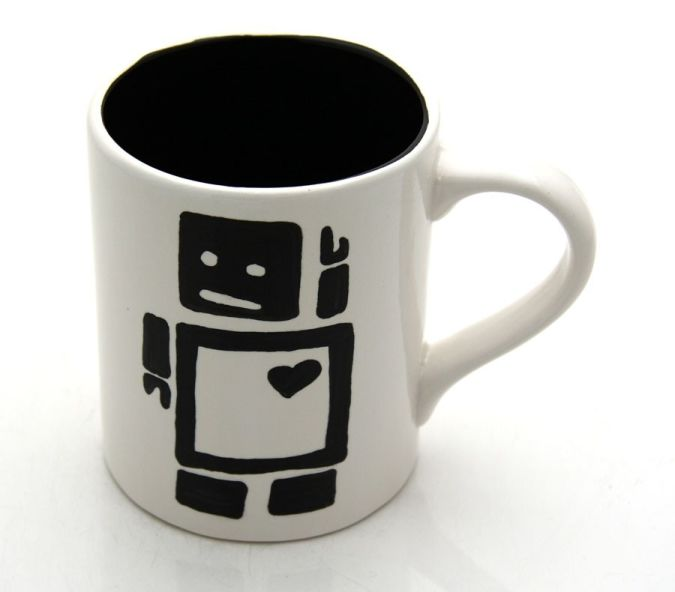 print-mug Best 10 Robot Gift Ideas