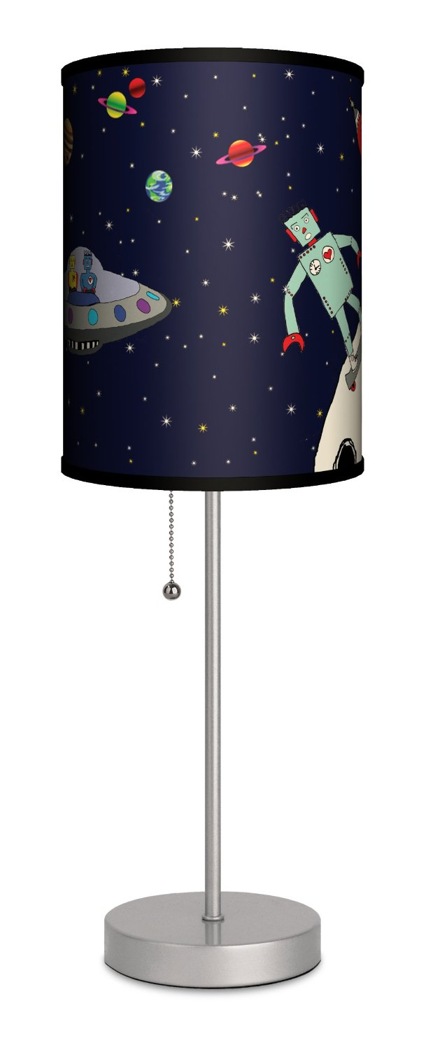 printed-robots 35 Amazing Robo Lamps for Your Children's Room