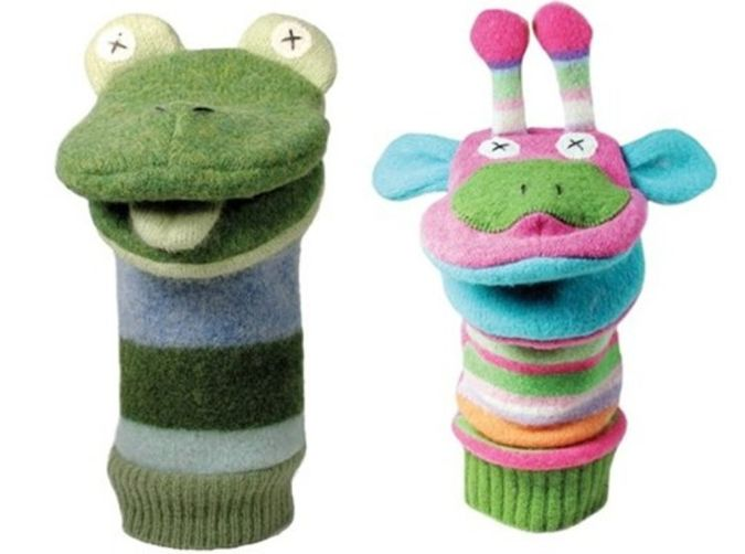 puppets 23 Most Creative Handmade Gift Ideas