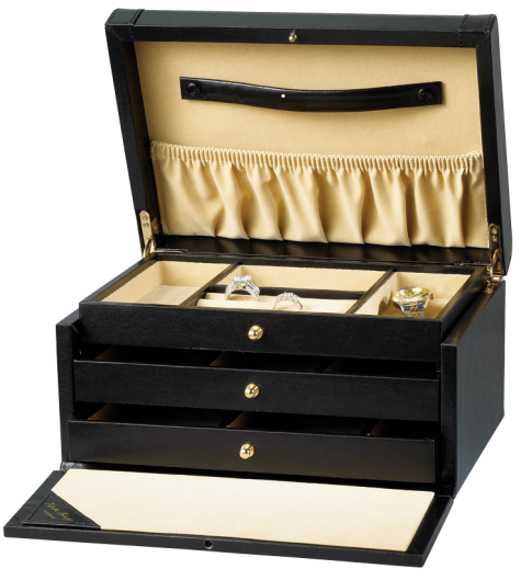 ragar_british_regal_leather_jewelry_box-475x529 How To Take Care Of Your Jewelry ( Gold And Diamond ) At Home