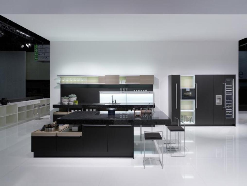 retro-ultramodern-kitchen-design Awesome German Kitchen Designs
