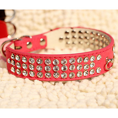 rhinestone-style-collar-necklace-and-leashes-for-dogs-15x15x2-5cm_xlfzgl1350353266183 Dress Your Dog In Jewels