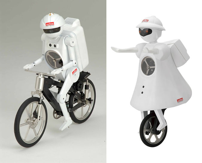riding-bikes What Can Humanoid Robots Do?!