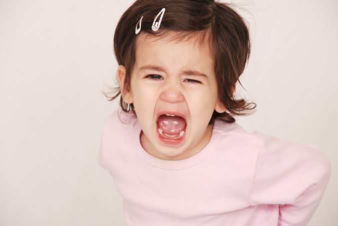 shout Do You Know How to Deal with Tantrums?