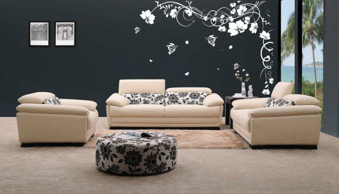 side-flower-3-wall-sticker-amazingsticker Amazing and Catchy Wall Stickers for Home Decoration